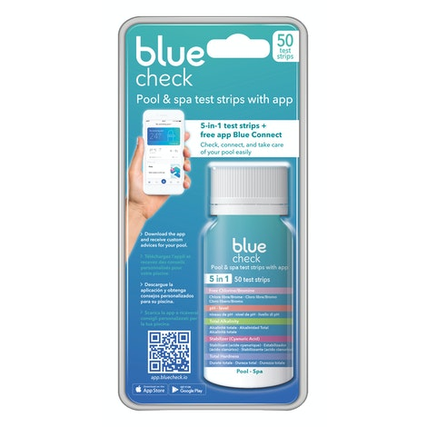 Blue Connect teststrips
