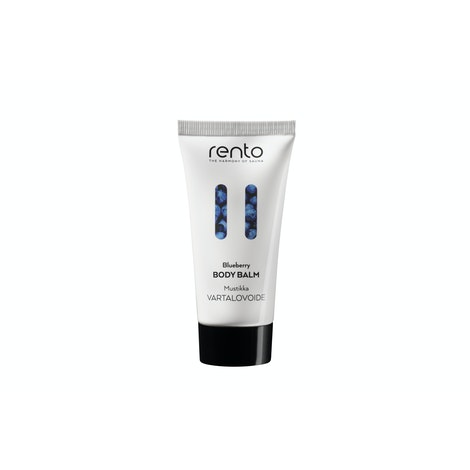 Rento Blueberry body lotion